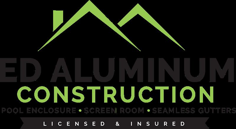 Ed Aluminum Construction logo