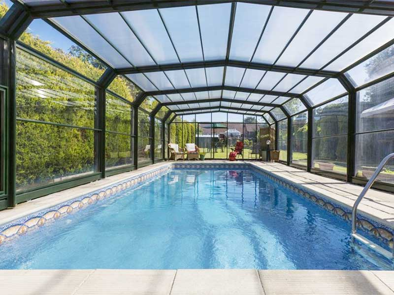 Pool Screen Enclosure