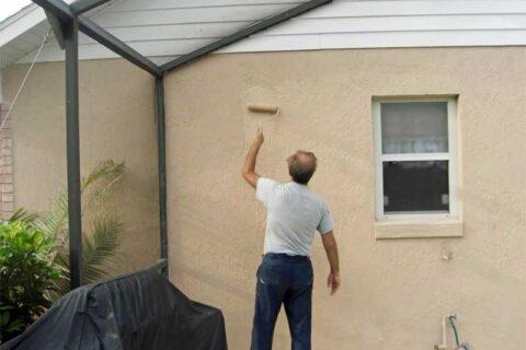 Professional screen enclosure repair